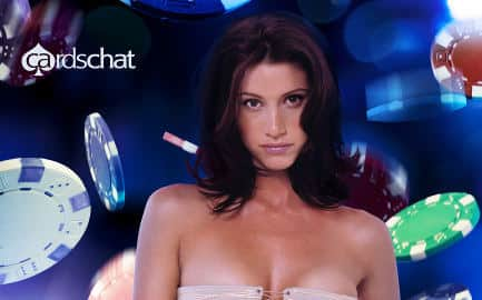 Shannon Elizabeth poker wallpaper