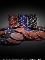 Poker chips poker mobile wallpaper
