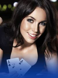 Liv Boeree poker mobile wallpaper